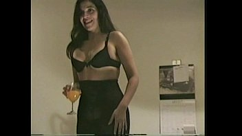 girdles w garters and pantyhose--a sorority.