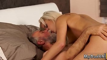 daddy drills nymph surprise your girlboss and she.