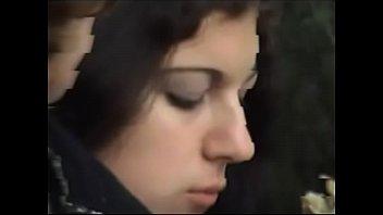 bulgarian plovdiv blue eyes bombshell stellar licking her sandwich