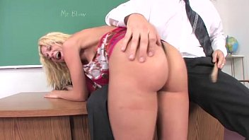 InnocentHigh Hot sexy schoolgirl teens hardcore fucking teacher