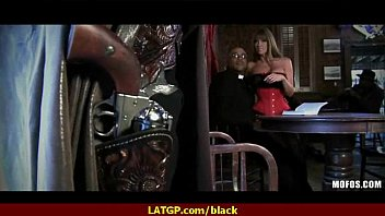 cougar has her first-ever interracial monster.