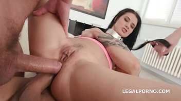 Nicole Black Lesson #7 submitted by Charlotte Sartre Balls Deep Anal / DAP / Gapes / Creampie To Mouth / 11 loads GIO578