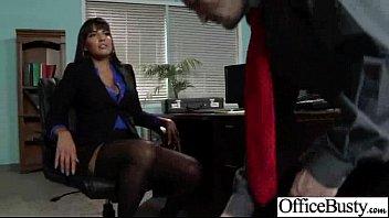 Horny Busty Girl (mercedes carrera) Fucks Hardcore In Office clip-29
