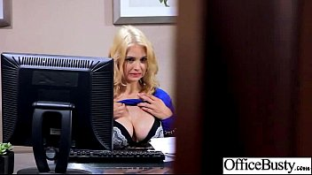 Hardcore Sex With Horny Big Tits Office Sluty Girl (sarah vandella) movie-28