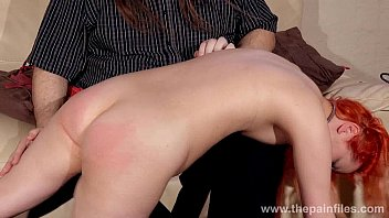 spanked sandy-haired tinys bashed bottom and electro tormented.