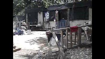 mcgregortexas cougar  sherri riley getting her muddy.