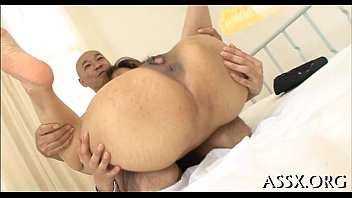 Moist asian orall-service after hot anal
