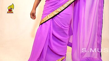 how to dangle soiree wear sari with different.