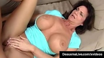 texas cougar deauxma blows amp_ gets analized by.