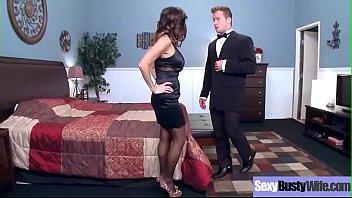 Slut Wife (Tara Holiday) With Big Melon Boobs Hard Banged video-29