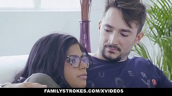 familystrokes - supah-steamy brazilian twin sisters challenge for manstick