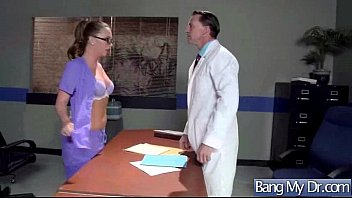 Sex Adventure On Camera Between Doctor And Patient (maddy oreilly) mov-23