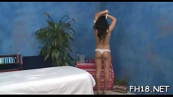 Sexy 18 year old hawt slut gets drilled hard by her massage therapist!