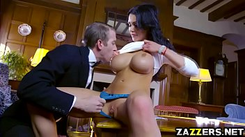 patty michova gives danny d a scorching and.