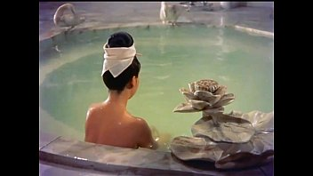 the imperial consort yang has a tub in.