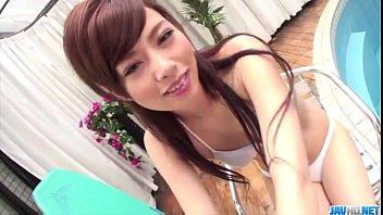 hottie in milky underwear keito miyazawa absorbs a.