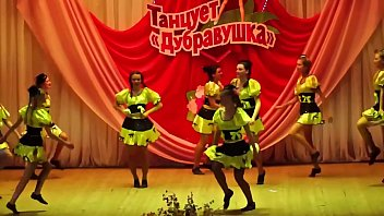 russian teenager ladies dance 2 -.