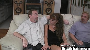 brief dark-haired whore wifey group romps.