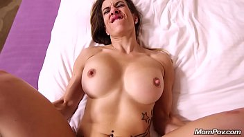 Tattooed Country Milf Fucked Anal POV
