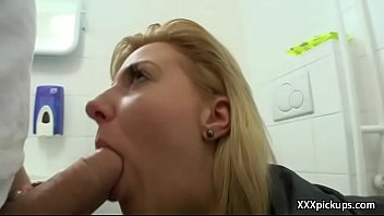 public drill and penis deep throating with euro.
