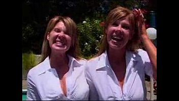 sisters - identical twins - crystal and jocelyn.