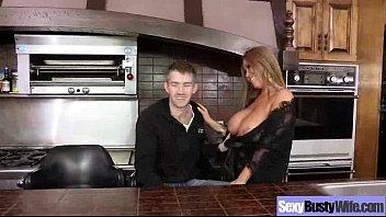 (kianna dior) Sexy Wife With Big Round Tits Fucks Hard vid-16