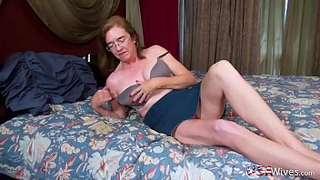 usawives granny carmen solo playthings onanism