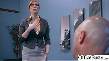 lauren phillips marvelous ginormous boobs office nymph love.