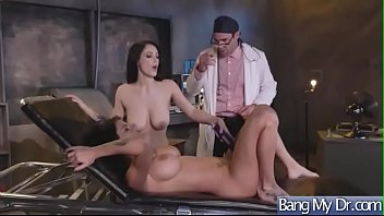 Hard Adventure Sex With Doctor And Patient (Noelle Easton &amp_ Peta Jensen) video-23