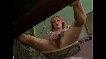 Under Desk View of Her Masturbation ( slow motion) - xHamster.com