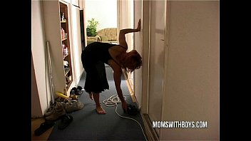 stepmother gets to inhale and poke her stepson039_s beefstick