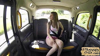 brit teenage humps cab driver stella.