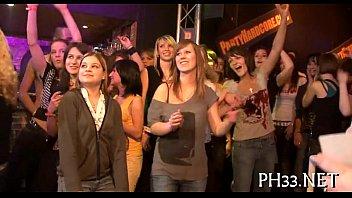 group-fuck-a-thon crazy patty at night club