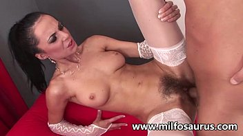 unshaved mature gets buggered