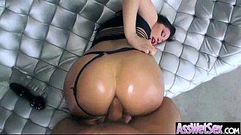 Anal Sex Tape With Big Curvy Ass Girl (aleksa nicole) clip-01