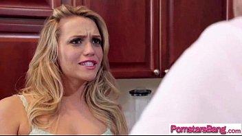 Hard Sex Tape With Big Cock Lover Sluty Pornstar Girl (mia malkova) video-19