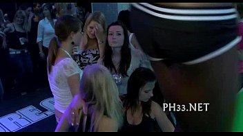 gang-pulverize insane patty at night club