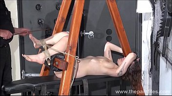 feet cropping and fledgling sub limit bondage of.