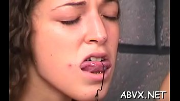 Woman man bizarre bondage in naughty xxx scenes