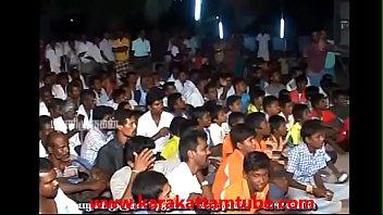 tamil supah-steamy latest karakattam dance night collections 2016.