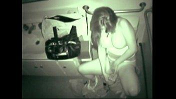 killer teenager seducing and jacking in covert web.