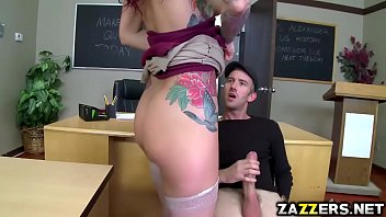 danny d penetrates monique alexanders vulva doggystyle from behind