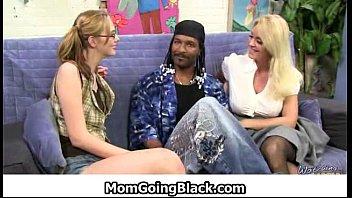 MomGoingBlack.com - Milf Interracial Sex - Hardcore big cock fucking 7