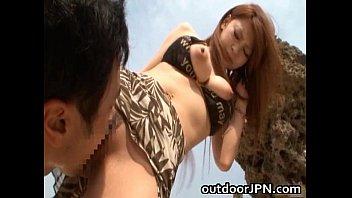 arisa kuroki mischievous japanese lady is.