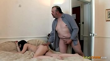 bare fellow gets a hand job from two girls