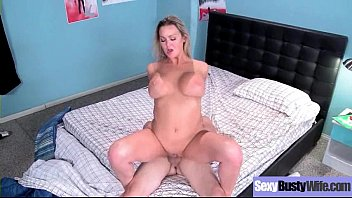 Sex Hard Style Tape With Beauty Big Round Tits Wife (Abbey Brooks) mov-01