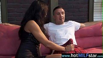 Huge Monster Dick Stud Banged By Hot Sexy Milf (lezley zen) movie-20