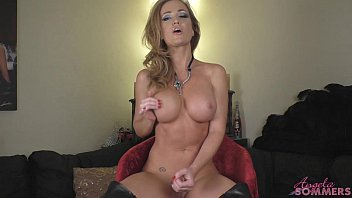 angela sommers de-robe and fap off.