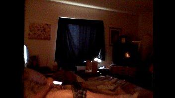 covert webcam climaxing draining