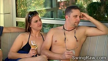 enormous-boobed beauties in swingers reality showcase